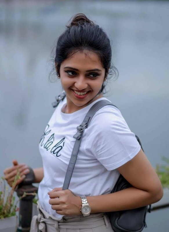 Aug 2020 Album Lakshmi Menon Malayalam Heroine 8493