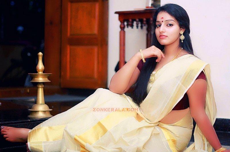 Actress Malavika Menon Jun 2017 Image 5552