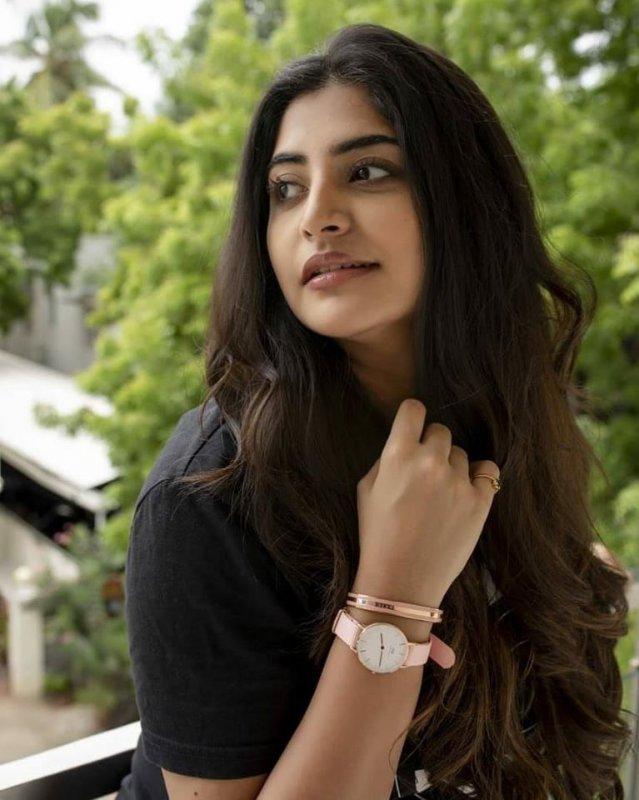 Indian Actress Manjima Mohan Aug 2020 Image 4760