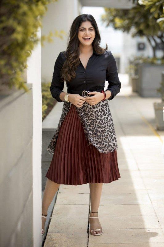 Jul 2019 Image Cinema Actress Manjima Mohan 9986
