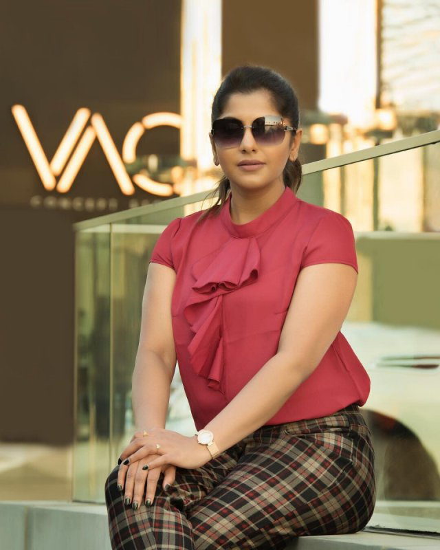 Indian Actress Meera Nandan 2020 Images 6387