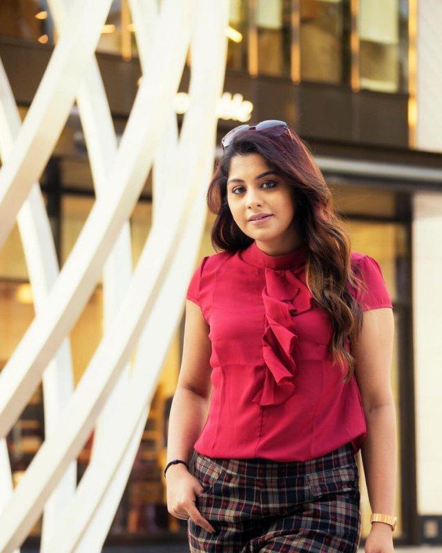 Latest Wallpapers South Actress Meera Nandan 8337