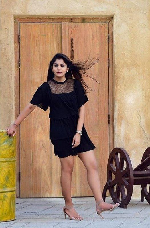 New Gallery Malayalam Actress Meera Nandan 5746