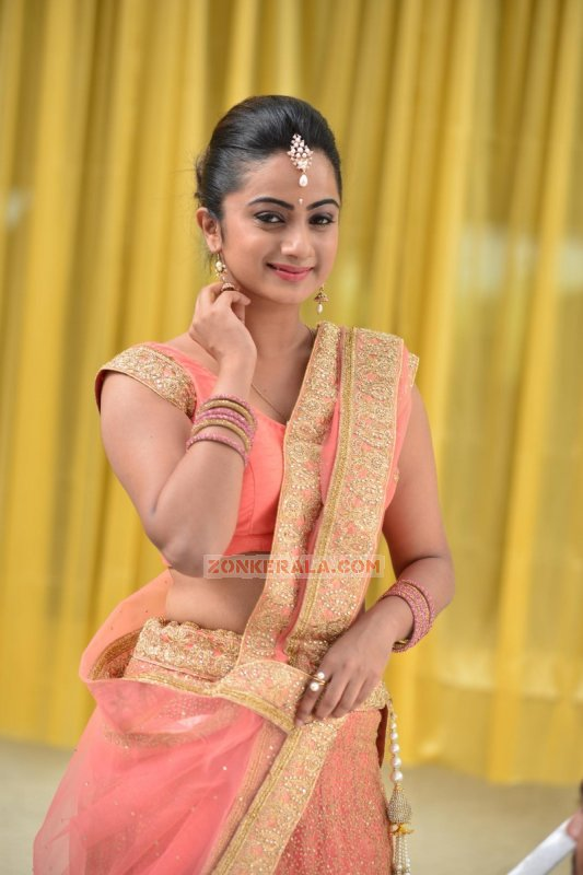 Latest Pictures Film Actress Namitha Pramod 8560
