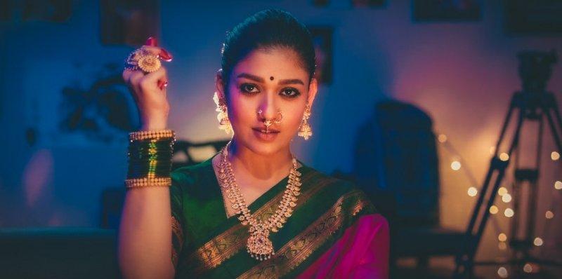 2020 Pic Malayalam Heroine Nayanthara 4385