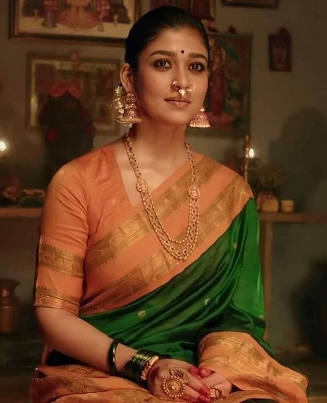 Cinema Actress Nayanthara 2020 Still 5949