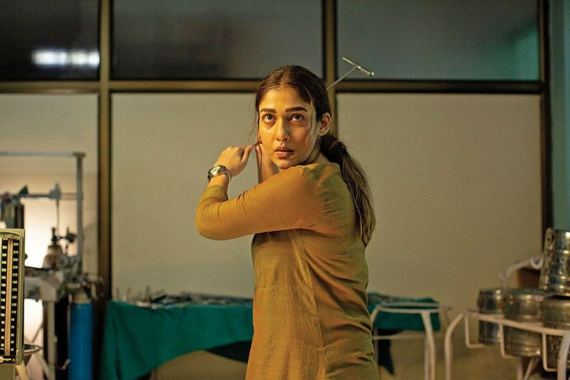 Latest Picture Heroine Nayanthara 2780