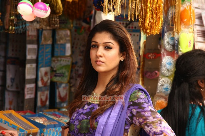 Latest Still Movie Actress Nayanthara 2231