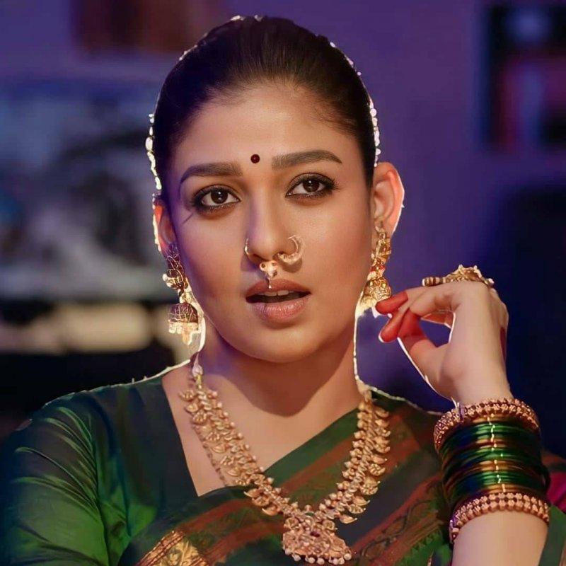 Malayalam Heroine Nayanthara Latest Pics 5280