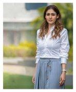 Malayalam Heroine Nayanthara New Stills 8858