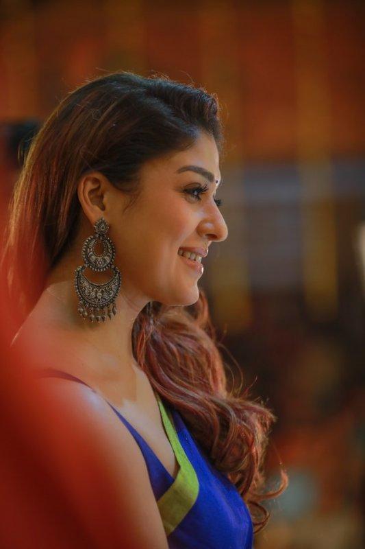 Movie Actress Nayanthara 2019 Still 150