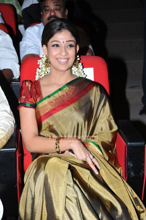 Nayantara At Sri Rama Rajyam 50 Days Function 102