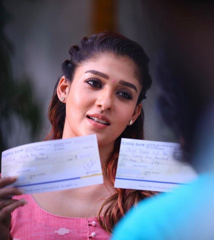 Nayanthara Cinema Actress Sep 2019 Photos 6138