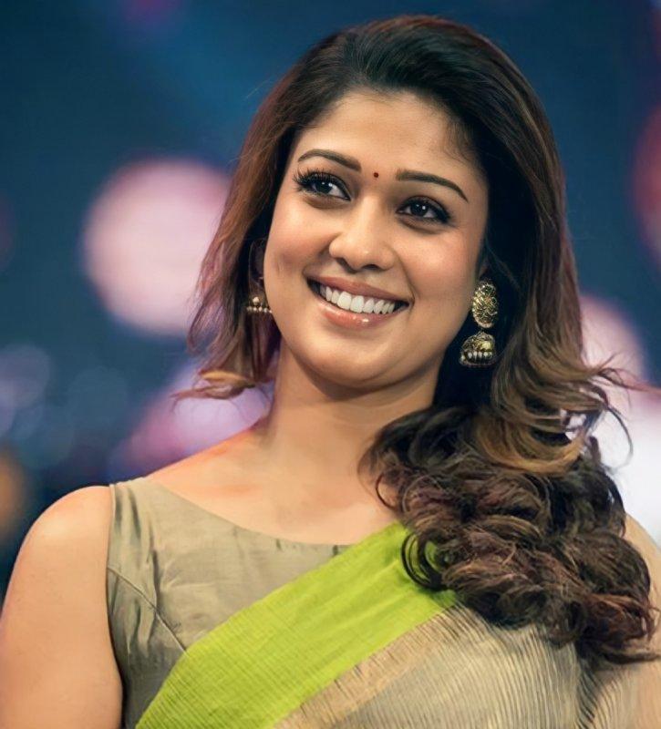 South Actress Nayanthara Recent Pics 6345