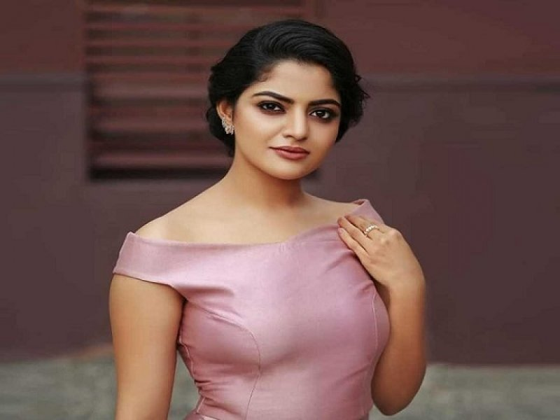Malayalam Movie Actress Nikhila Vimal Photos 5398