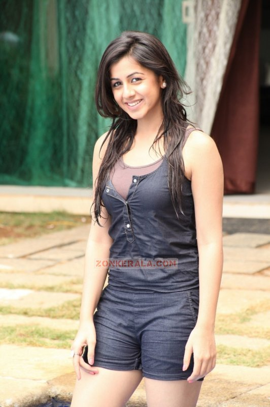 Actress Nikki Galrani Dec 2014 Still 2507