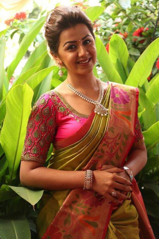 Nikki Galrani Film Actress 2020 Stills 2974