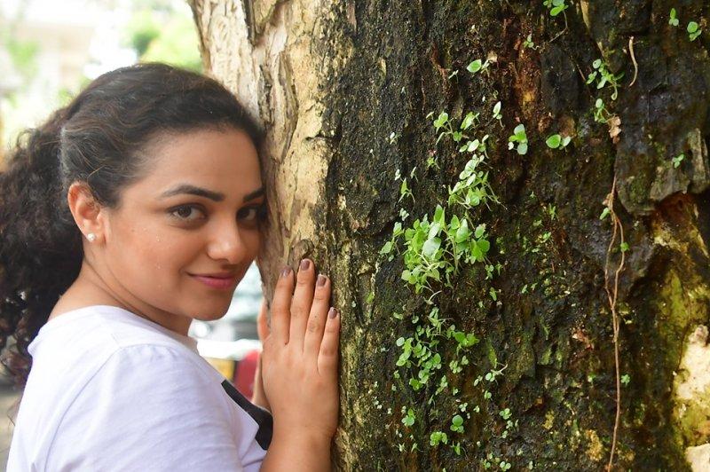 2019 Pictures Nithya Menon Malayalam Movie Actress 4922