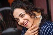 Actress Nithya Menon 2019 Images 1089