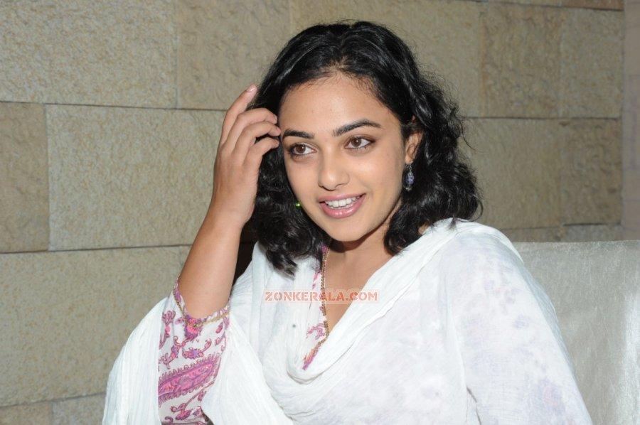 Actress Nithya Menon Stills 2849
