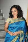 Actress Nithya Menon Stills 4513