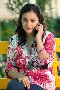 Actress Nithya Menon Stills 5274