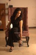 Actress Nithya Menon Stills 6448