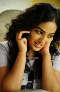 Actress Nithya Menon Stills 6544