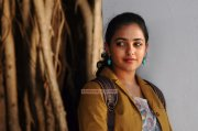 Actress Nithya Menon Stills 9229