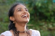Actress Nithya Menon Stills 9926
