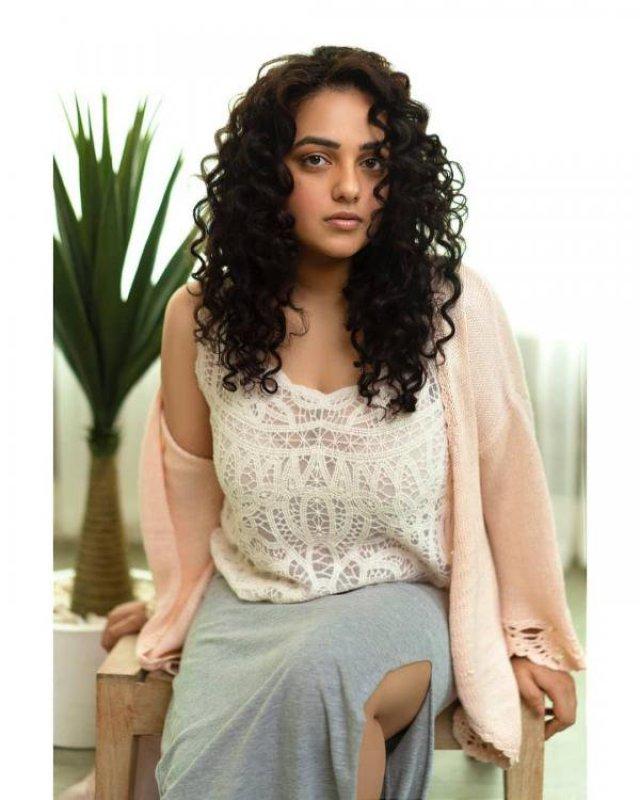 Latest Wallpaper Malayalam Movie Actress Nithya Menon 6787