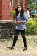 Malayalam Actress Nithya Menon Stills 7439