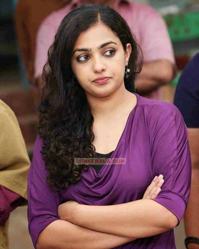 New Albums Nithya Menon Malayalam Heroine 9727