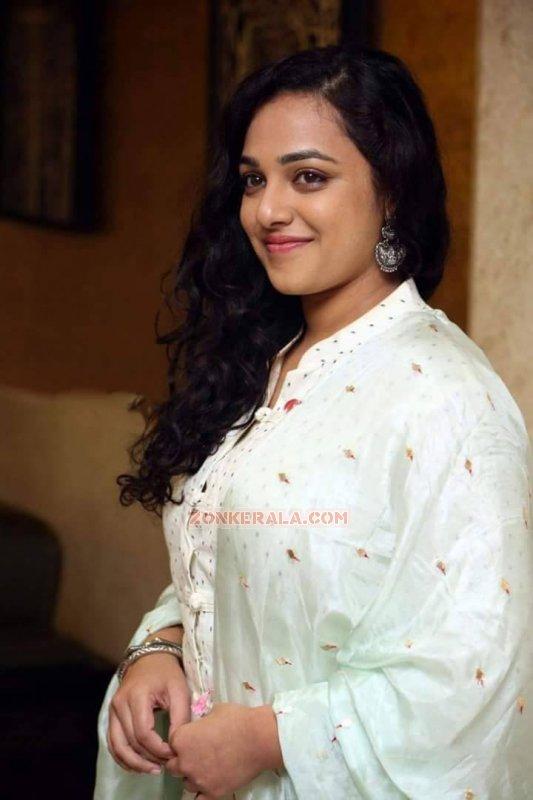 New Images Nithya Menon Movie Actress 7663