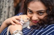 New Photo Indian Actress Nithya Menon 3786