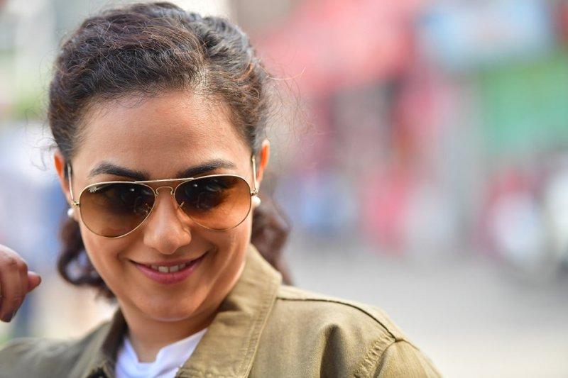 Nithya Menon Actress Wallpapers 1023