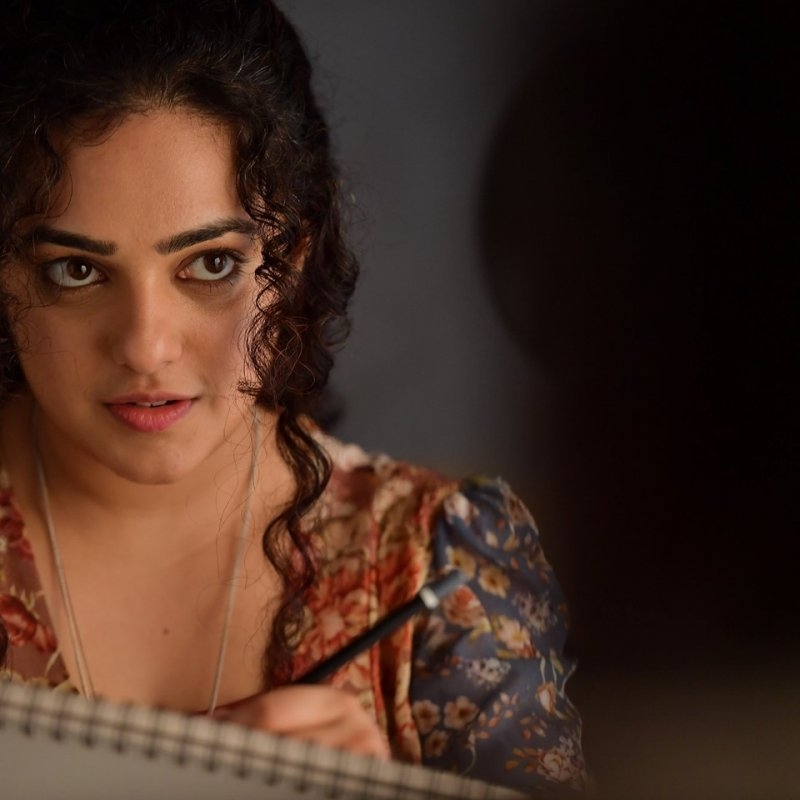 Nithya Menon Cinema Actress Recent Pic 3592