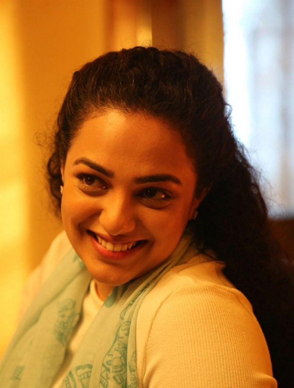 Pic Malayalam Movie Actress Nithya Menon 7372