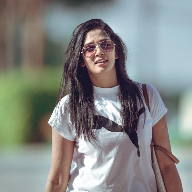 New Image Malayalam Movie Actress Nyla Usha 7309