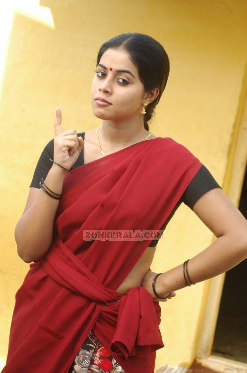 Actress Poorna Stills 7836