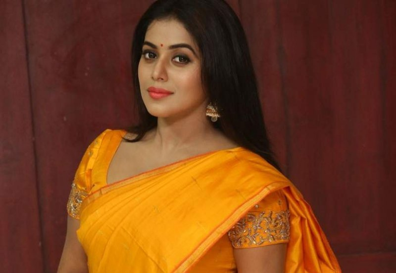 Poorna South Actress Recent Still 6673