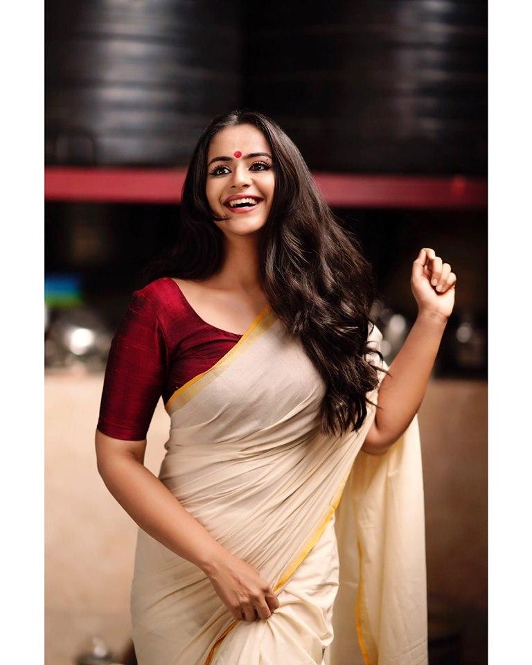 Prachi Tehlan Mamankam Actress