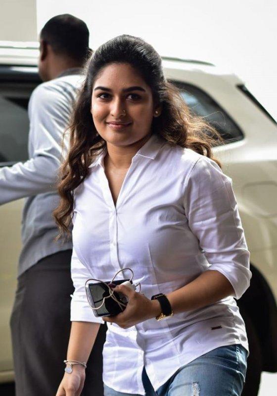 South Actress Prayaga Martin Latest Images 5051