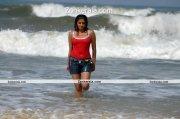 Actress Priyamani Beach Photo 4