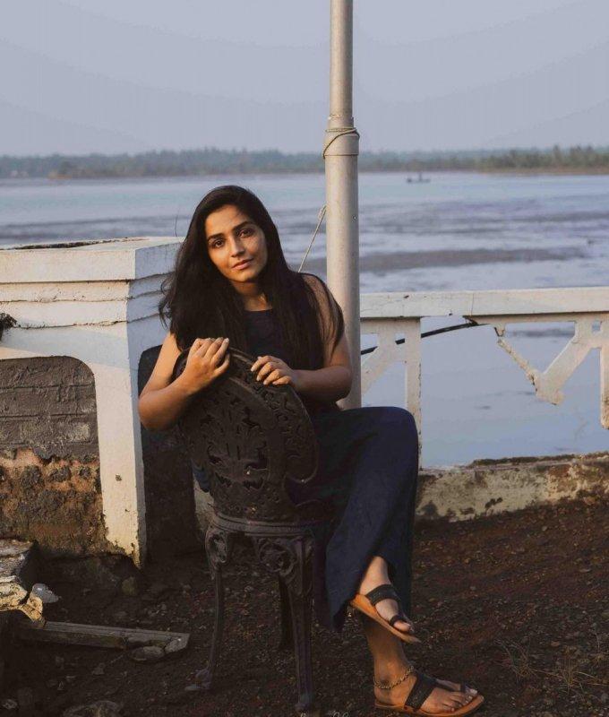 Cinema Actress Rajisha Vijayan 2021 Pictures 8620