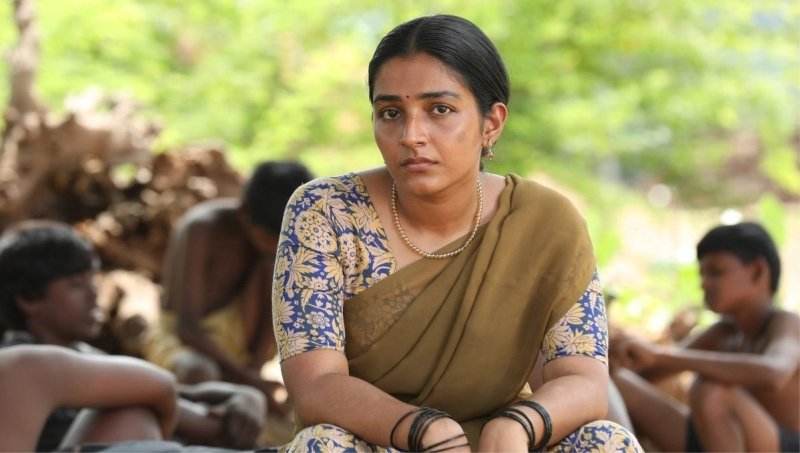 Rajisha Vijayan Film Actress New Wallpapers 6909