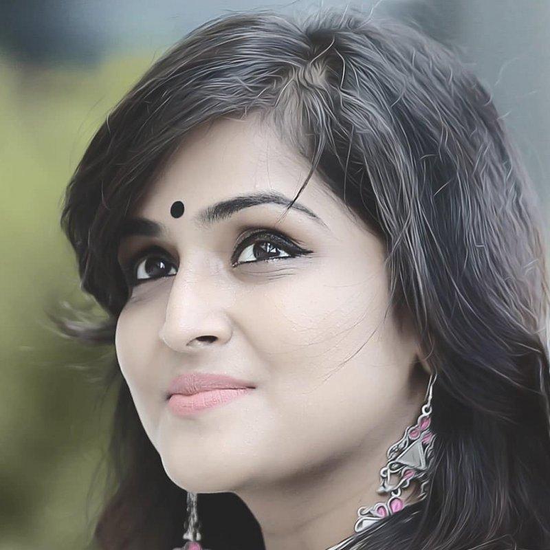 2020 Wallpaper Remya Nambeesan Indian Actress 3100