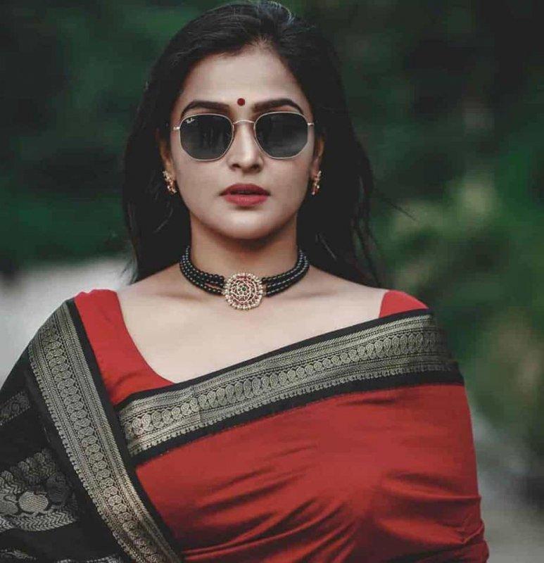 Actress Remya Nambeesan Pic 7115