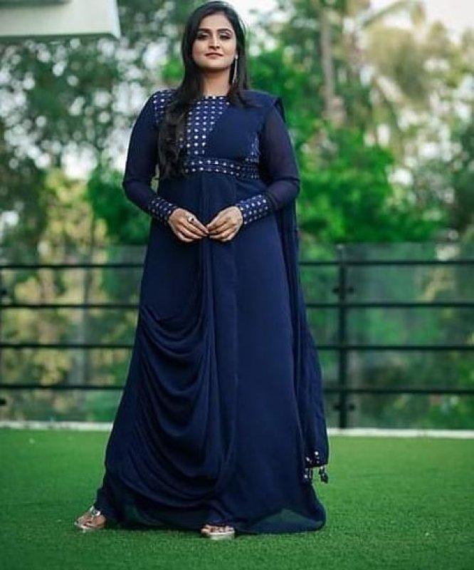 Apr 2020 Still Remya Nambeesan Indian Actress 9325