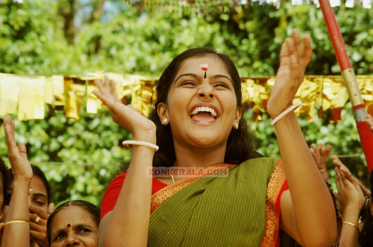 Malayalam Actress Remya Nambeesan Photos 4637